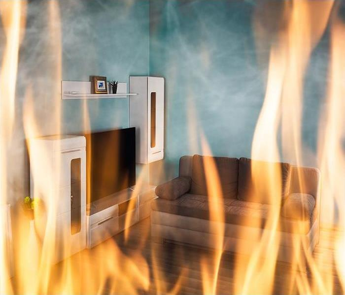Fire Damage Our Fire Damage Specialists Explain Our Restoration Process After A Fire In Your Fairfield Glade Home