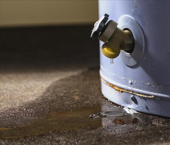 Water Damage Our Experienced Technicians Will Help You With Restoring Your Crossville Home
