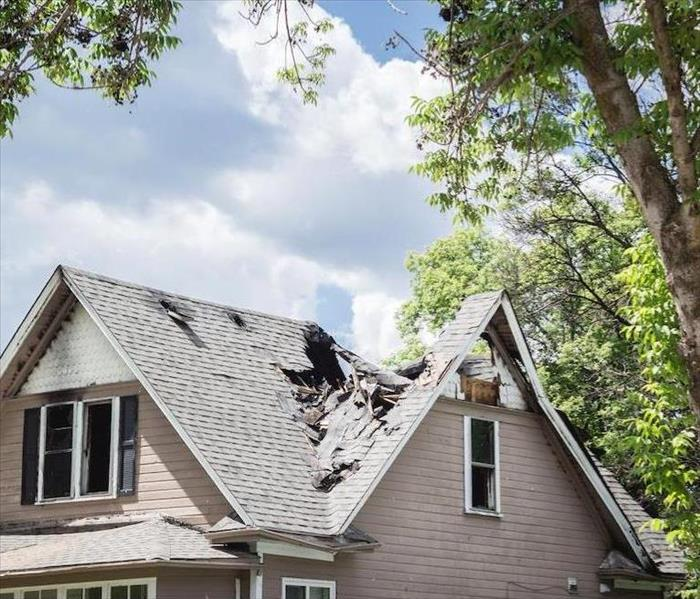 Fire Damage Restoration is Possible After Severe Fire Damage Happens to Your Crab Orchard Home