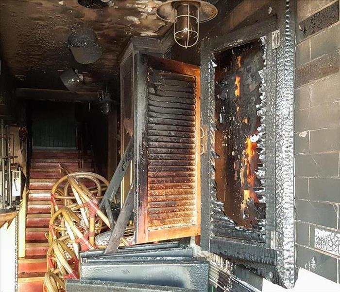 Fire Damage Addressing Minor Symptoms of Fire Damage In Your Harriman Home
