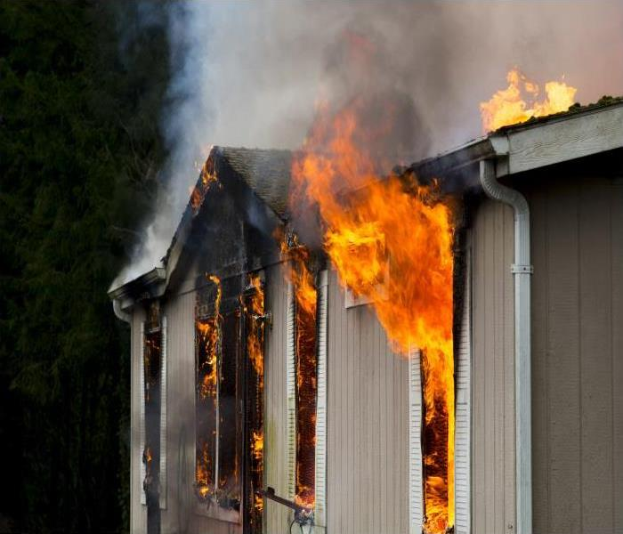 Fire Damage The Advantage Of Professional Fire Restoration For Your Sparta Home