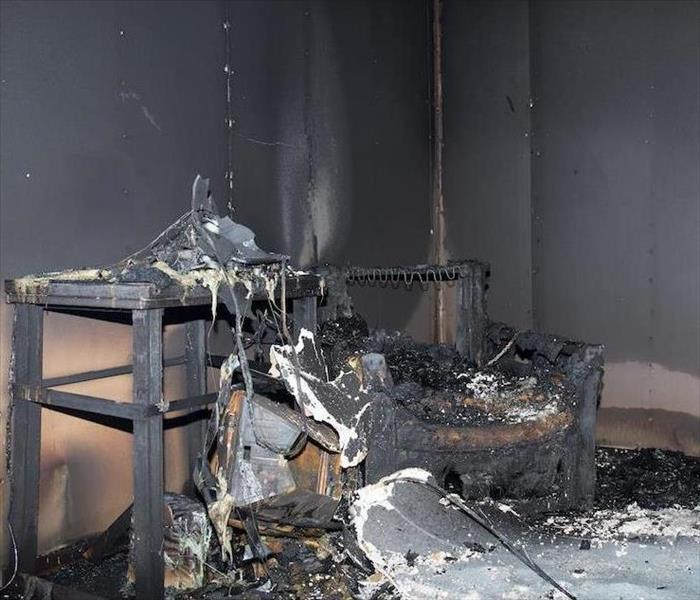 Why SERVPRO Ultimate Solution for When Fire Damage Affects Your Crossville Home